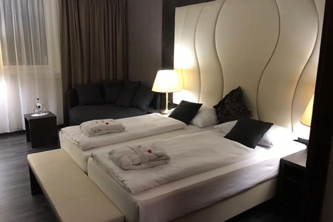 Best Western Plus Plaza Hotel Darmstadt - Darmstadt - Bedroom