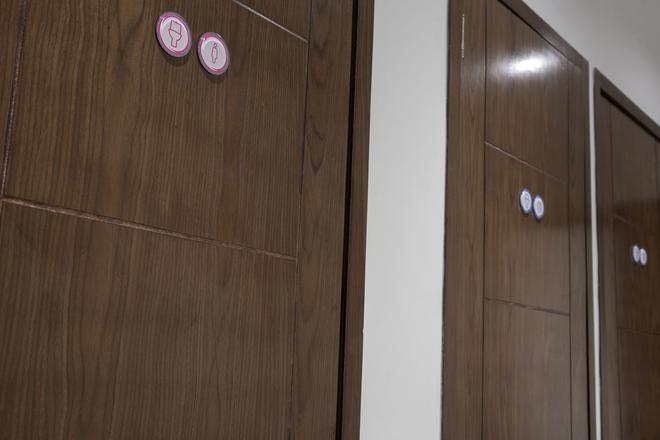Izzzleep Aeropuerto Terminal 1 - Mexico City - Bathroom