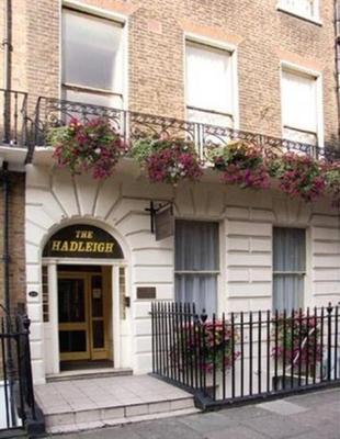 Hadleigh Hotel - London - Toà nhà