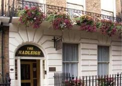 Hadleigh Hotel - Lontoo - Rakennus