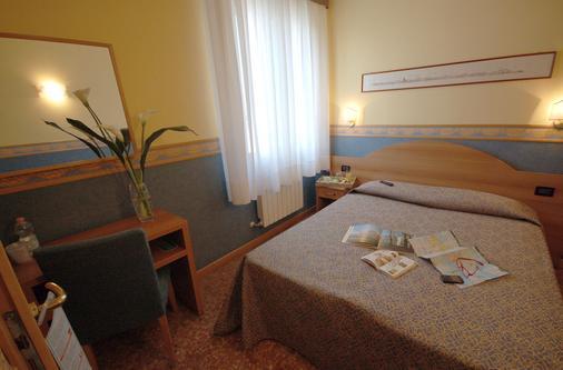 格拉希耶拉安緹卡別墅酒店 - 美斯特雷 - 威尼斯 - 臥室