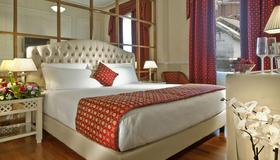 Radisson Blu Ghr Hotel - Rome - Bedroom