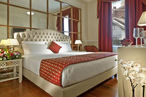 Grand Hotel Ritz - Rooma - Makuuhuone