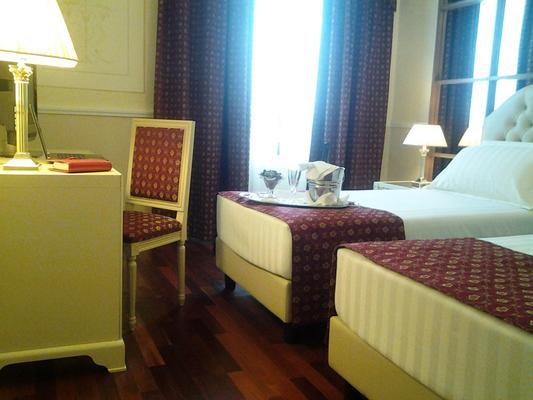 Radisson Blu Ghr Hotel - Рим - Удобства в номере