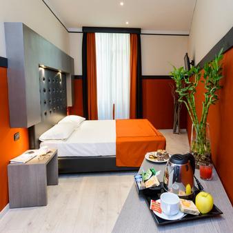 Dharma Style Hotel - Rooma - Ruoka