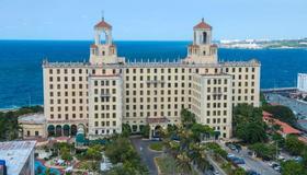 Hotel Nacional De Cuba - Havana - Building
