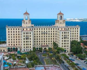 古巴國際大酒店 - 哈瓦那 - 建築