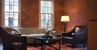 米爾街酒店 - 紐波特 - 紐波特 - 休閒室