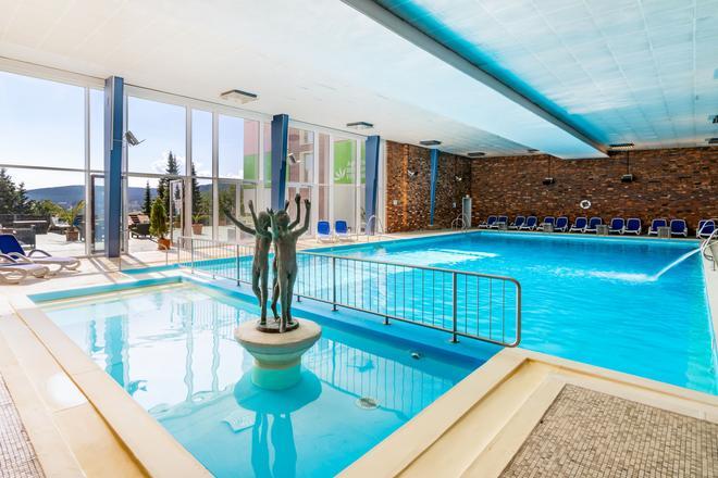 AHORN Hotel Am Fichtelberg - Oberwiesenthal - Πισίνα