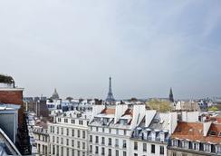 Hotel Montalembert - Paris - Outdoor view