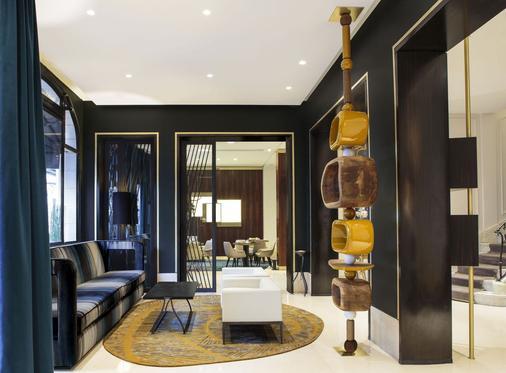 Hotel Montalembert - Paris - Living room