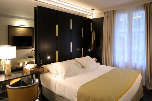 蒙塔勒貝特酒店 - 巴黎 - 巴黎 - 臥室