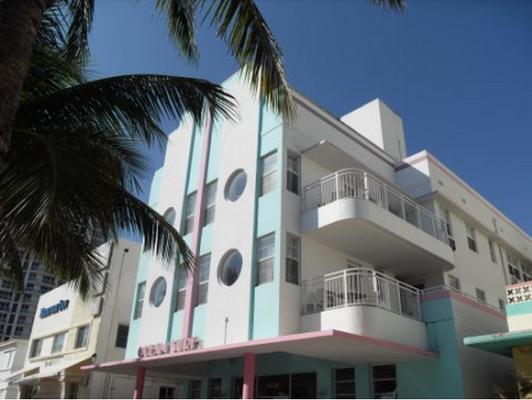 Ocean Surf Hotel - Miami Beach - Edifício