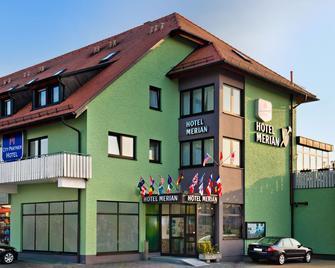 Hotel Merian Rothenburg - Rothenburg ob der Tauber - Gebäude