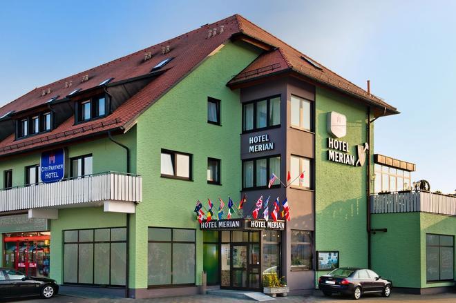 Hotel Merian Rothenburg - Rothenburg ob der Tauber - Building