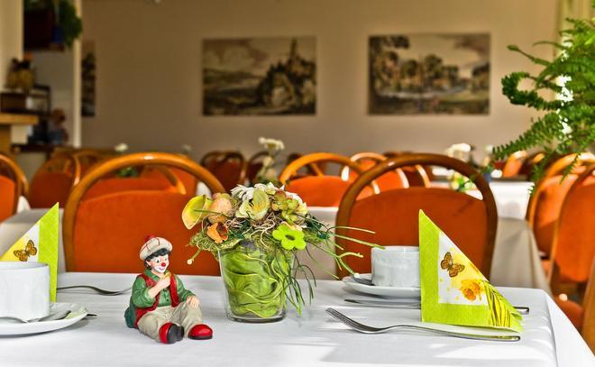 Hotel Merian Rothenburg - Rothenburg ob der Tauber - Restaurant