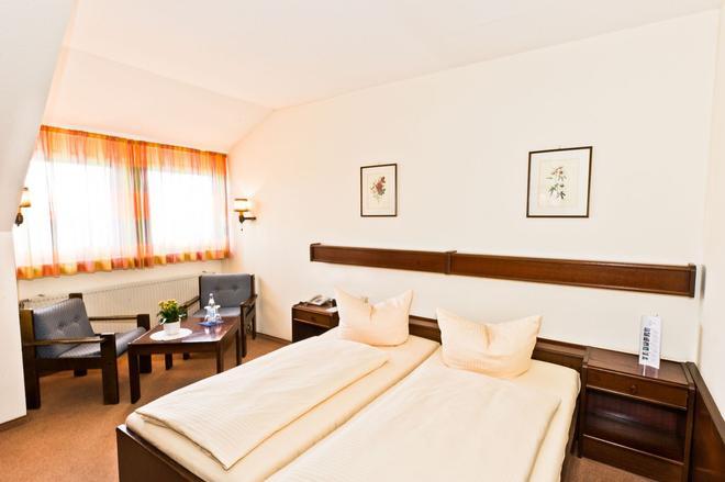 Hotel Merian Rothenburg - Rothenburg ob der Tauber - Bedroom