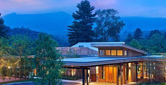 Topnotch Resort - Stowe - Vista del exterior