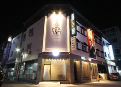 Hotel Yam Andong - Andong - Budynek