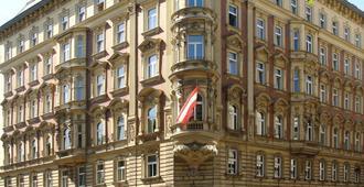 Hotel Atlanta - Vienna - Building