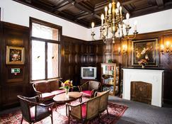 Hotel Atlanta - Відень - Вітальня