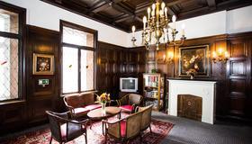Hotel Atlanta - Viena - Sala de estar
