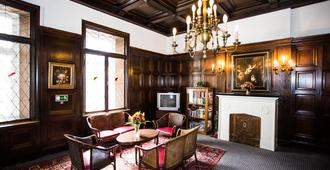 Hotel Atlanta - Vienne - Salon