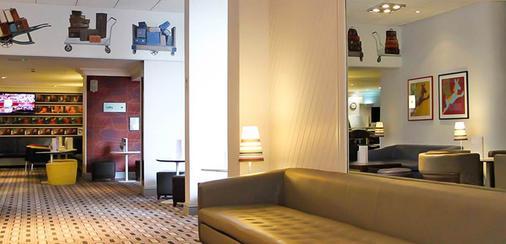 Airport Inn Gatwick - Horley - Wohnzimmer