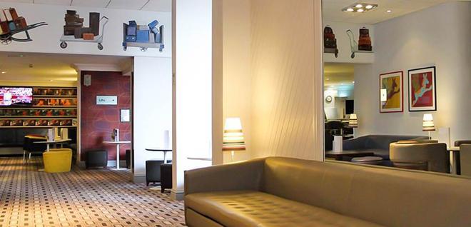 貝斯特西蓋特威克莫特酒店 - 霍利 - 霍利 - 客廳