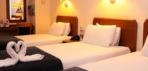 Airport Inn Gatwick - Horley - Schlafzimmer