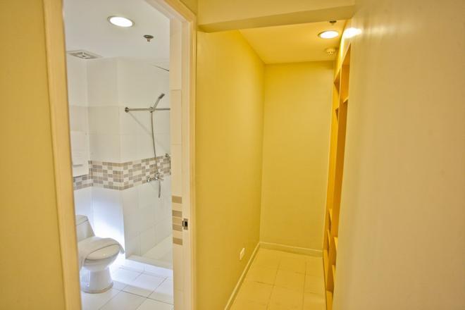 The Exchange Regency Residence Hotel - Manila - Bathroom
