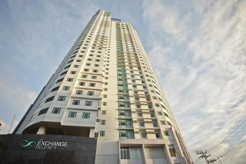 交易所麗晶公寓酒店 - 帕西格 - 馬尼拉 - 建築