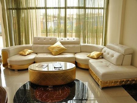 Five To Five Hotel - Kigali - Olohuone