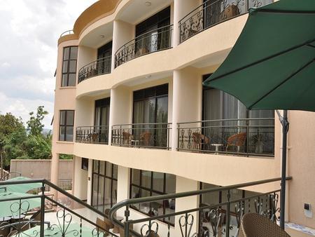 Five To Five Hotel - Kigali - Parveke