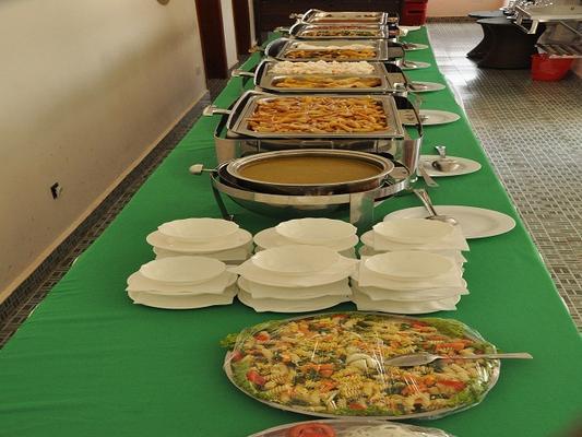 Five To Five Hotel - Kigali - Gastronomie