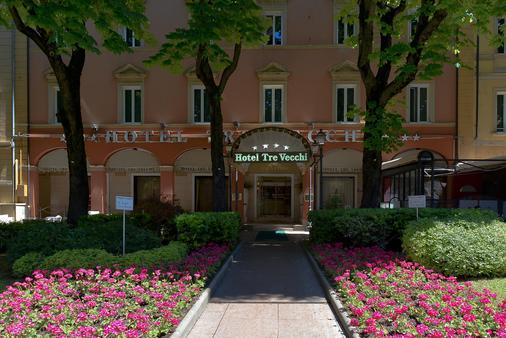 Zanhotel Tre Vecchi - Bologna - Toà nhà