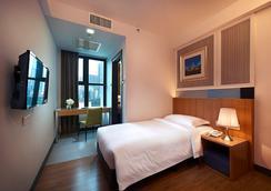 Hotel Transit Kuala Lumpur - Κουάλα Λουμπούρ - Κρεβατοκάμαρα