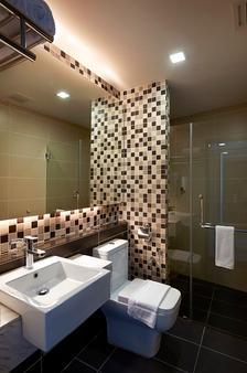 Hotel Transit Kuala Lumpur - Κουάλα Λουμπούρ - Μπάνιο