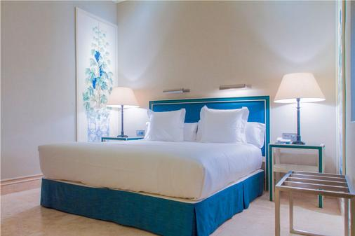 Hotel Casa Del Poeta - Sevilla - Makuuhuone