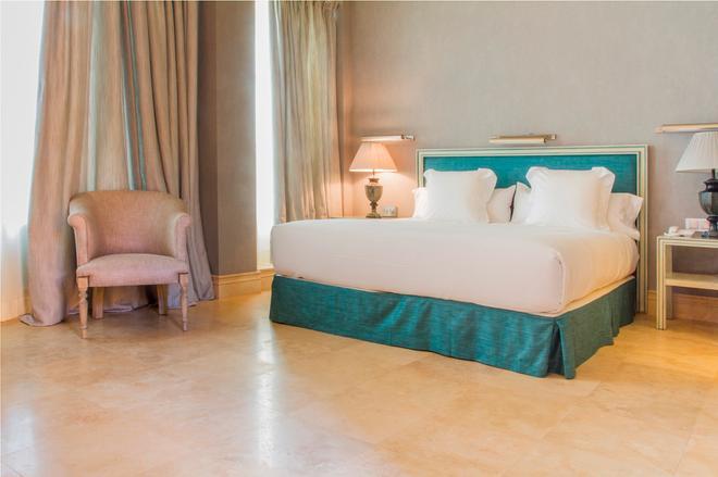 Hotel Casa Del Poeta - Sevilla - Bedroom