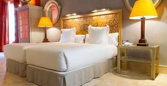Hotel Casa Del Poeta - Sevilla - Soveværelse