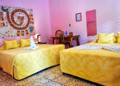 Hotel Kekoldi De Granada - Granada - Κρεβατοκάμαρα
