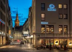 Hilton Dresden - Dresde - Edificio