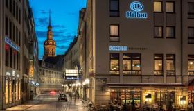 Hilton Dresden Hotel - Dresden - Gebäude