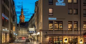 Hilton Dresden - Дрезден - Здание