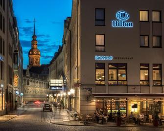 Hilton Dresden - Dresda - Building