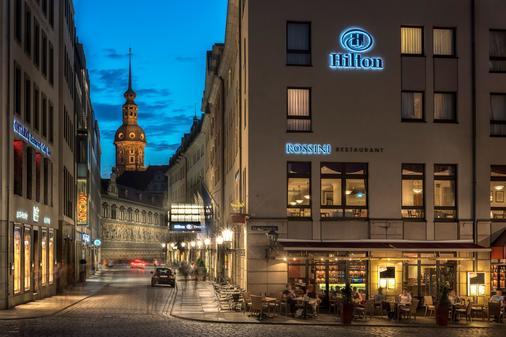 Hilton Dresden - Dresden - Rakennus