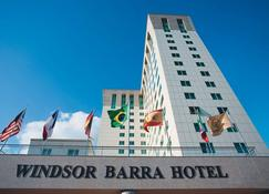 Windsor Barra Hotel - Rio de Janeiro - Bangunan