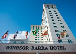 Windsor Barra Hotel - Rio de Janeiro - Bygning