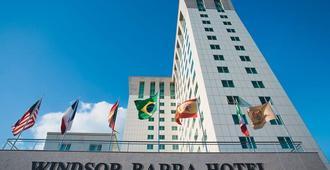 Windsor Barra Hotel - Rio de Janeiro - Toà nhà